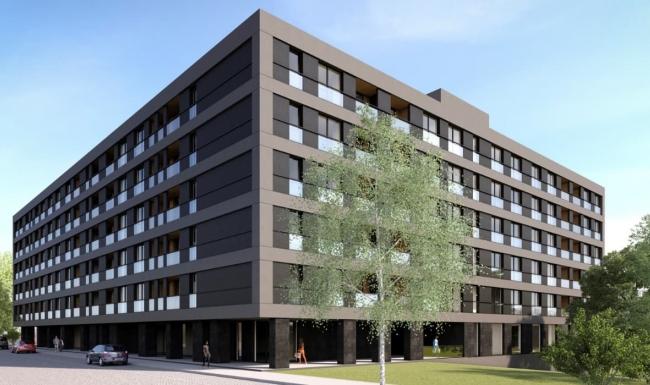 Edifício Asprela Domus - Lote 1 e 2