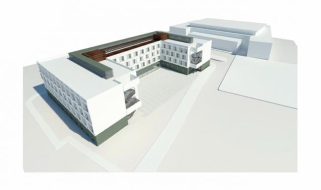 University Residence - Cascais